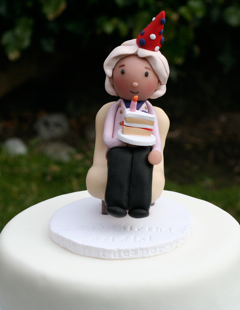 Cake Toppers For Birthday : Birthday Cake Toppers