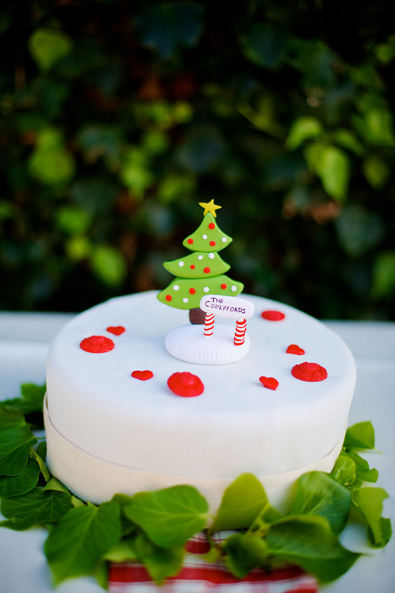 Cake Toppers For Christmas : Christmas Cake Toppers